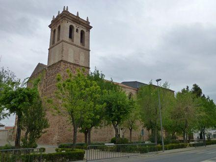 Iglesia del antiguo Convento de Nuestra Señora del Rosario, Almagro, Ciudad Real