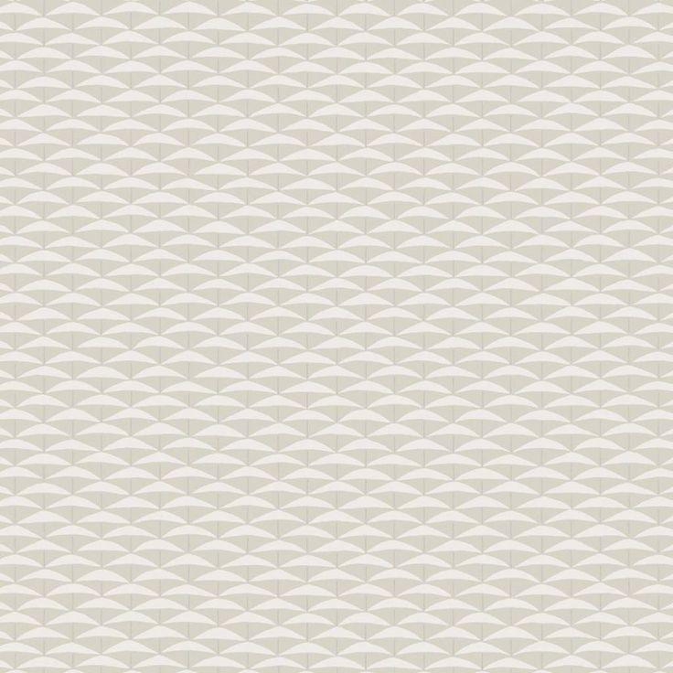 Tredje stora bilden av tapetern Hagalund beige