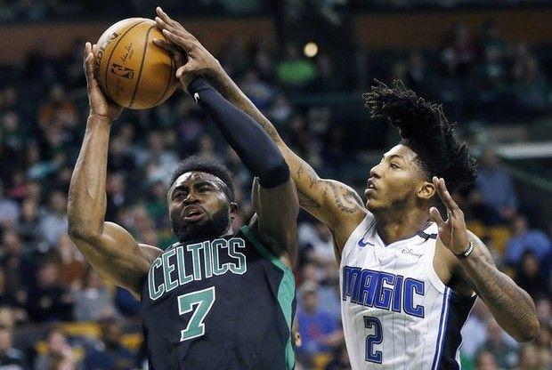 Kyrie Irving's 40 points not enough as Boston Celtics fall to lowly Orlando Magic, 103-95 | masslive.com