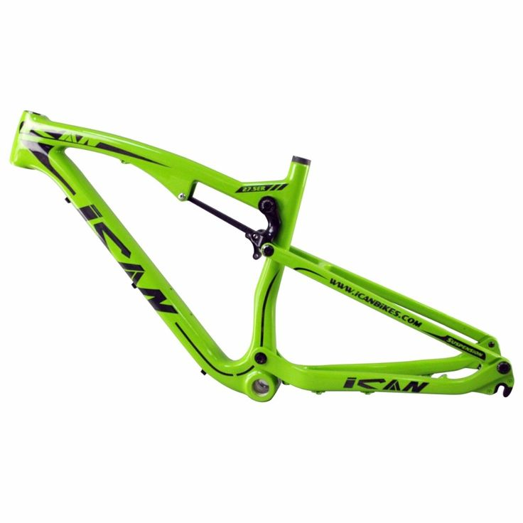 660.00$  Buy here - http://alib50.worldwells.pw/go.php?t=32655622514 - Full suspension bicicletas mountain bike double suspension 650B carbon frame thru axle mtb carbon frame 27.5er AC156 660.00$
