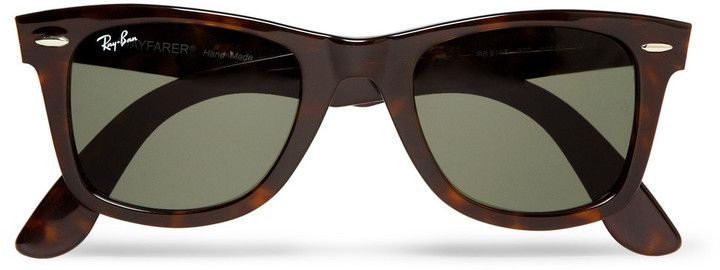 Ray-Ban Original Wayfarer Acetate Sunglasses