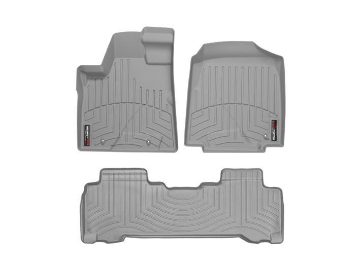 $180 : 2008 Honda Pilot | Floor Mats - WeatherTech Laser Measured FloorLiner | WeatherTech.com
