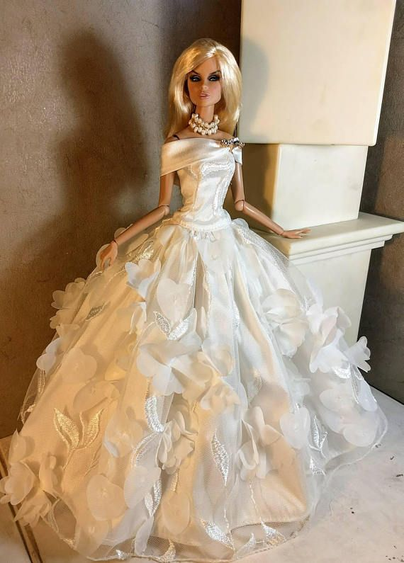 Petals For You fits FR2 Fashion Royalty and Silkstone Barbie