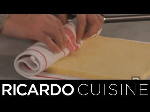 La technique infaillible du gâteau roulé | Ricardo Cuisine