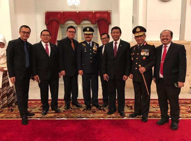 Halo Dunia Update : Mulus Jadi Panglima TNI Hadi Janji Tak Ada Lagi Konflik dengan Polri