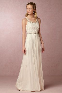 Newly Added Items From Bhldn New Wedding Dresses On Decor And More Now