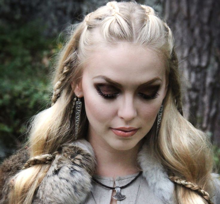 Best 25 Viking makeup ideas on Pinterest  Valkyrie costume Viking queen and Barbarian woman