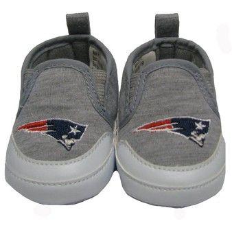 Infant Patriots shoes
