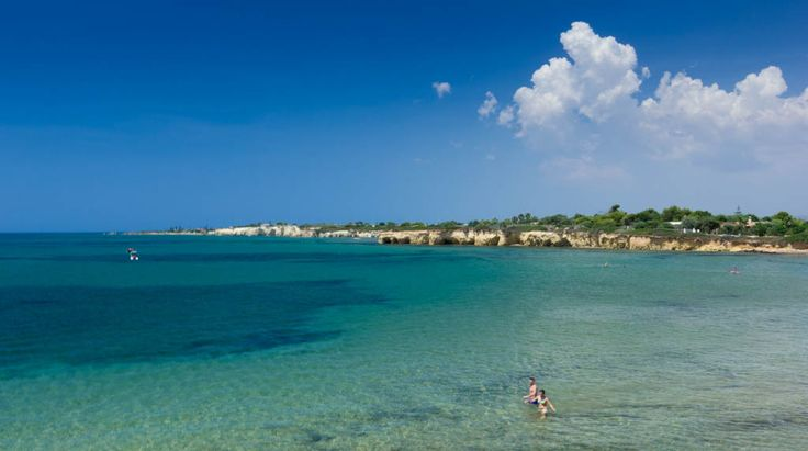 Spiaggia di Porto Ulisse - porto Ulisse beach