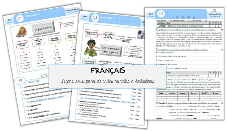 Bonjour tout le monde ! J'en avais parlé dans cet article, j'utilise désormais les cartes mentales pour réaliser les leçons de français et de maths de mes élèves. J'ai mis à jour les articles contenant mes leçons, et vous pourrez donc toutes les trouver, jusqu'à la période 4 incluse, sur les pages suivantes (cliquez sur …