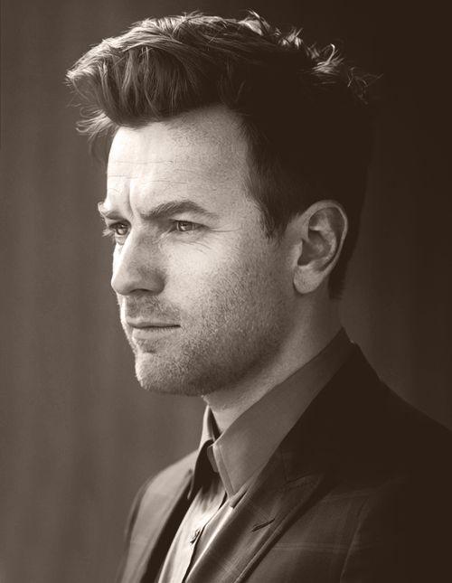 Ewan McGregor. I think my ovaries exploded.