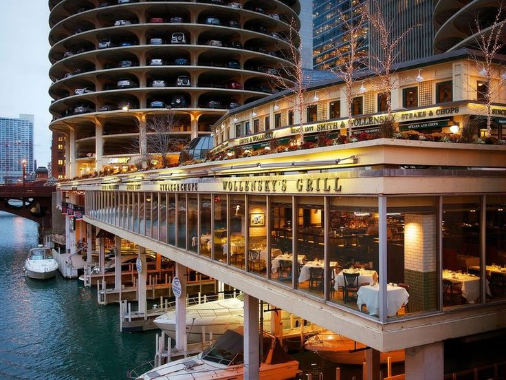 19 Great Waterfront Spots for a Meal or Drink in Chicago - Eater Chicago
