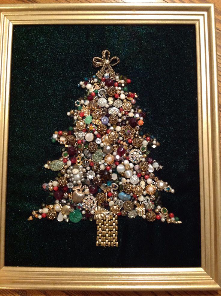 My Jewelry Christmas Tree