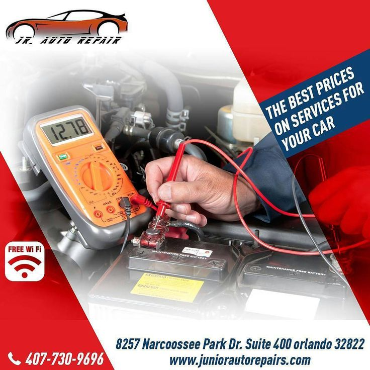 En @_jr_auto_repair tenemos las mejores ofertas en servicios de mantenimiento para tu auto para que lo tengas al día Ven y visítanos en 8257 Narcoossee Park Dr. Suite 400 Orlando 32822.  At Jr Auto Repair We have the best deals in services regular maintenance and a lot more for your vehicle to be up to date on all of its maintenance  Come and visit us at 8257 Narcoossee Park Dr. Suite 400 Orlando 32822.