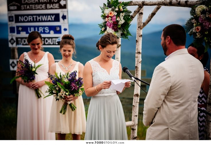 Chloe & Tucker 2016 - Elevation 4000' - Jay Peak Resort - Vermont Weddings