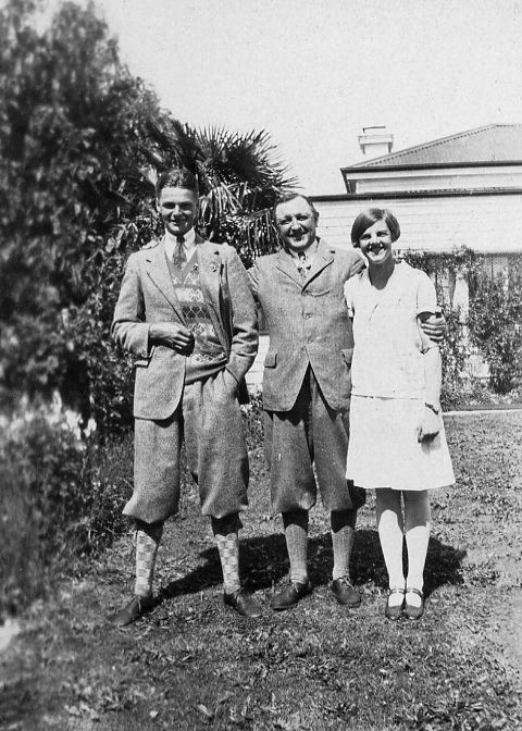 2 Great Plus Fours Suits