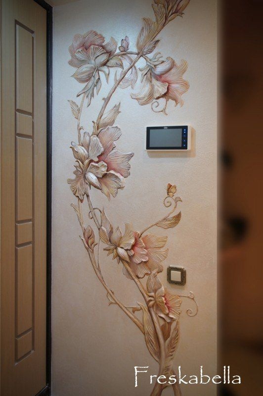 Best images about plaster stencilling and design on