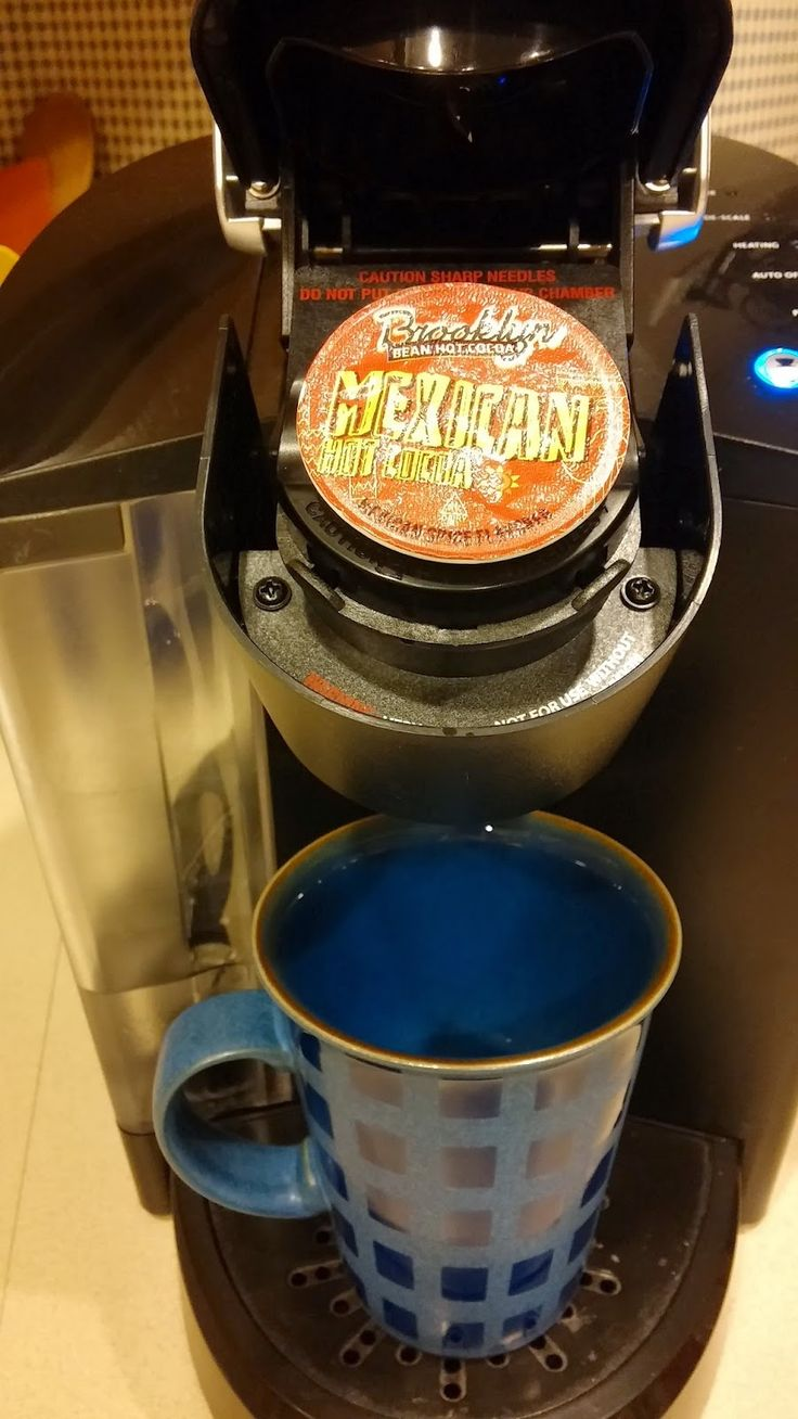 Mexican Hot Cocoa K-Cup Review #brooklynbeanroastery