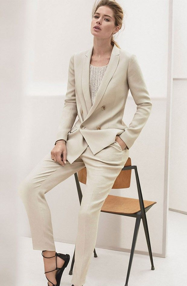 Doutzen Kroes for Massimo Dutti NYC Limited Edition SS16