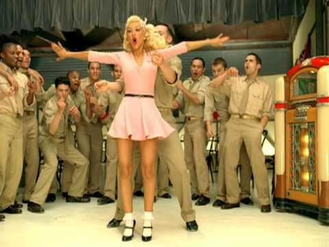 Christina Aguilera - C... Christina Aguilera Candyman
