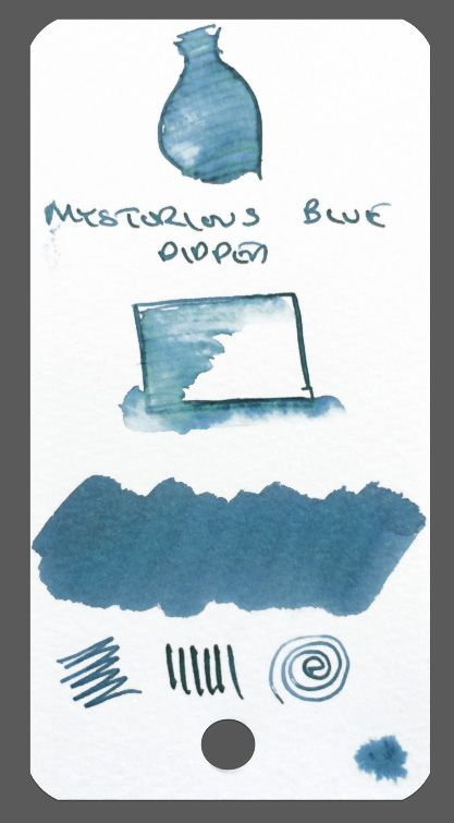 Ink That Shades Dramatically From Black To Light Blue? - posted in Inky Thoughts: Hi, Im looking for an ink that shades dramatically from black to light blue, or from dark blue to light blue. In other words, something that looks like the Parker Quink Blue-Blackor Sailor Nano Blue Black in this photo:  Credit: Peaceable Writer,found from Google images.  Or possibly Diamine Twilight from this photo:  Credit: Mahiru Natsusaka, also from Google Images....