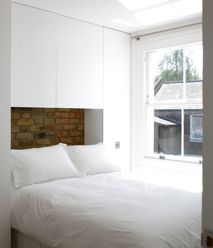 Re-modelling a Victorian Terrace | Master bedroom