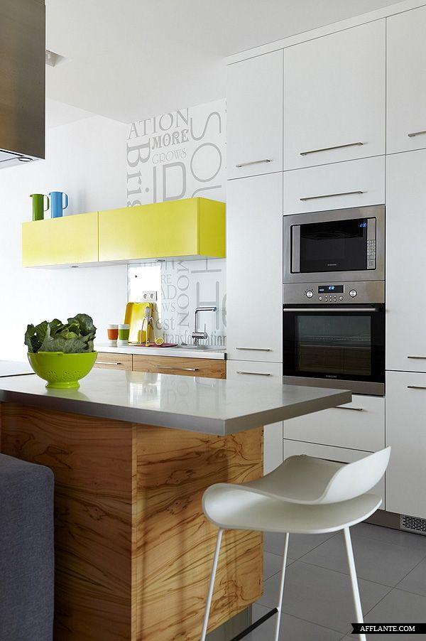 Lovely Apartment in Warsaw // Widawscy Studio Architektury | Afflante.com