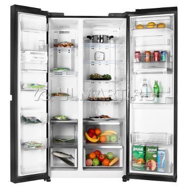 холодильник LG GR-M257SGKR