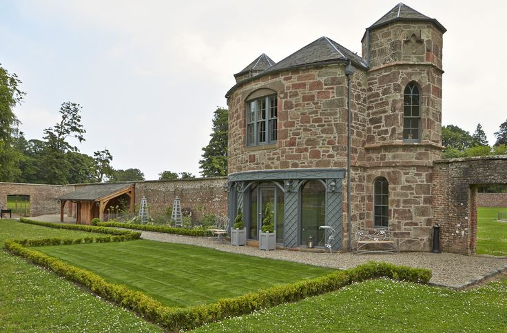 The Garden Rooms, one of our luxury holiday cottages to hire | Fasque Castle Holiday Cottages