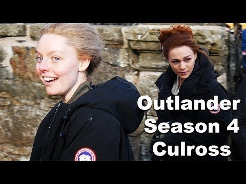 OUTLANDER SEASON 3 || BEHIND THE SCENES|| - YouTube you need good villains to sustain interest ... we need the Colonials for villains too.