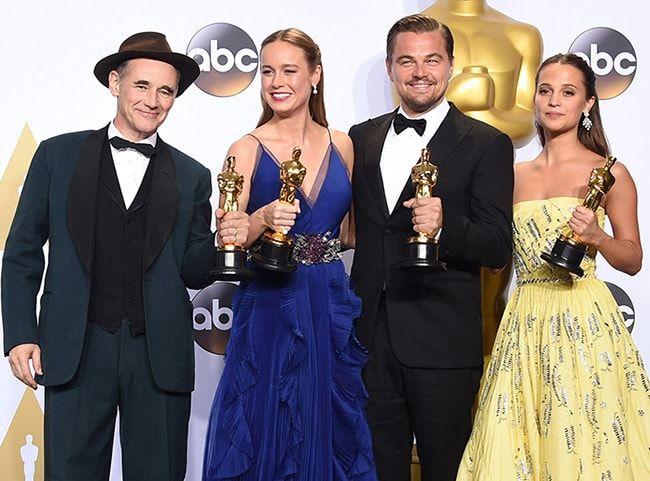 Los Oscars 2016: lista de películas para ver Organización Planes