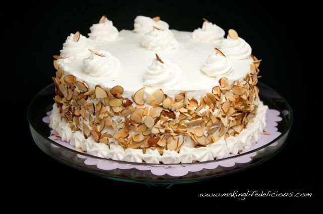 Italian Rum Cake Recipes From Scratch: 17 Best Ideas About Italian Wedding Cakes On Pinterest