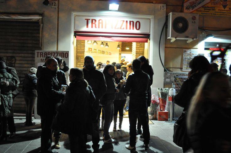 #trapizzino #pontemilvio #roma BYNIGHT