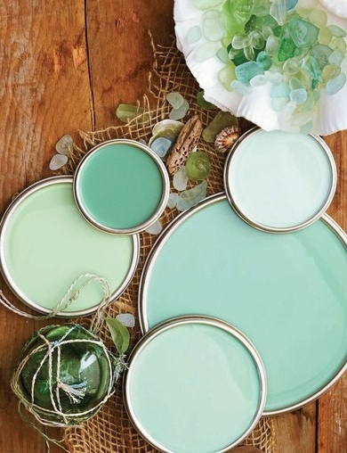 The Small Details Beachy Pinterest Soothing Colors