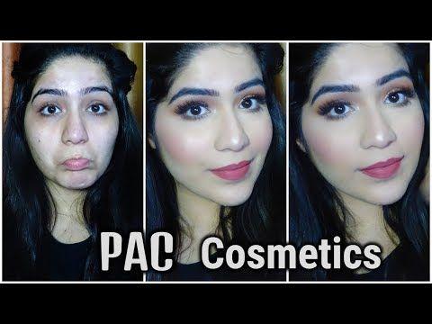 PAC Cosmetics One Brand Makeup Tutorial || Arushi Pahwa http://cosmetics-reviews.ru/2018/01/10/pac-cosmetics-one-brand-makeup-tutorial-arushi-pahwa/