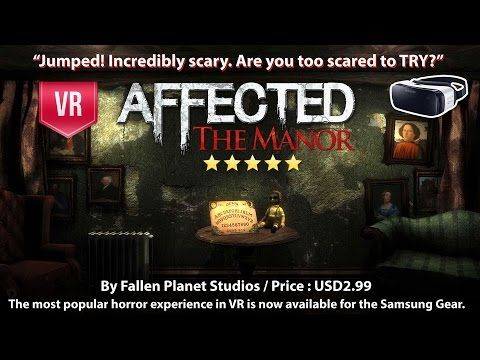 #VR #VRGames #Drone #Gaming AFFECTED - The Manor - Scariest game for GEAR VR Jumped! Are you too scared to TRY? #affectedthemanor, AFFECTED - The Manor game play, affected - the manor review, affected the manor, Affected The Manor Gameplay, affected the manor vr, best gear vr games, Best VR games, best vr horror, horror game for gear vr, horror games for vr, horror vr, oculus store, review affected - the manor, top vr horror, vr horor, vr videos ##Affectedthemanor #AFFECTED