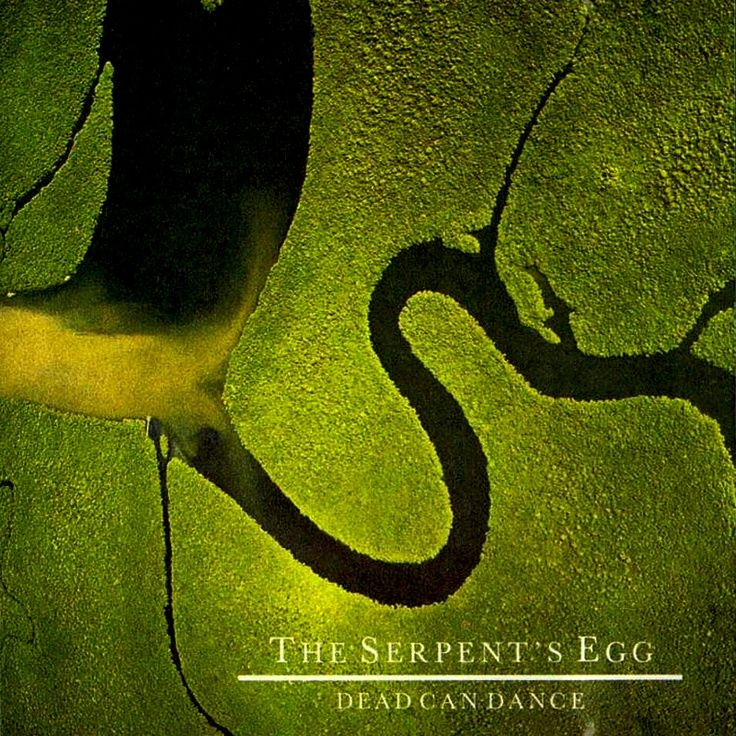 Dead Can Dance: The Serpent's Egg—Vaughan Oliver, Brendan Perry