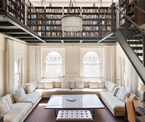 New York City Penthouse~I Like The Fact That There I Sa Lot Of Seating