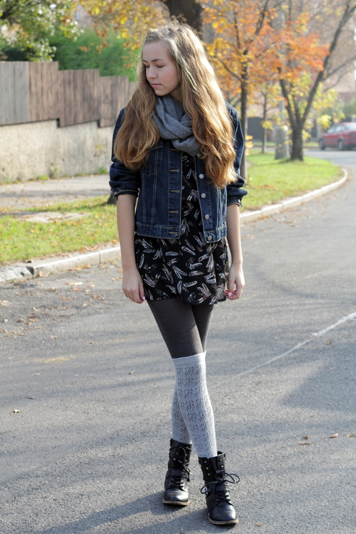 31 best images about Layered Socks over Tights on ...