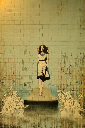 Alice in Street Art
