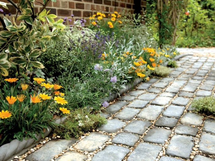 Offener Vorgarten. Die Besten 25+ Gartenkies Ideen Auf Pinterest