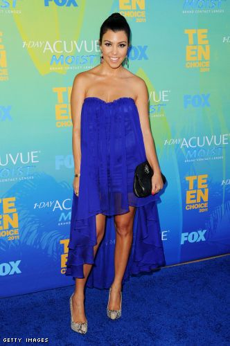 Kourtney Kardashian | Find the Latest News on Kourtney Kardashian at CelebrityFashion