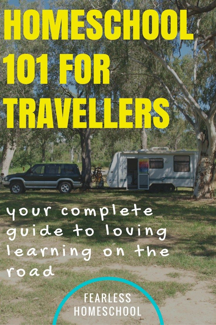 Thinking of packing up, getting a van, and doing the big lap of Australia? Read Homeschooling 101 for travellers-your complete guide to loving learning on the road and get your kids's education organised easily!