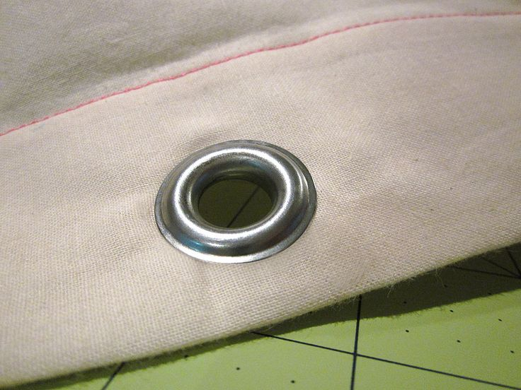 How to Install Metal Grommets