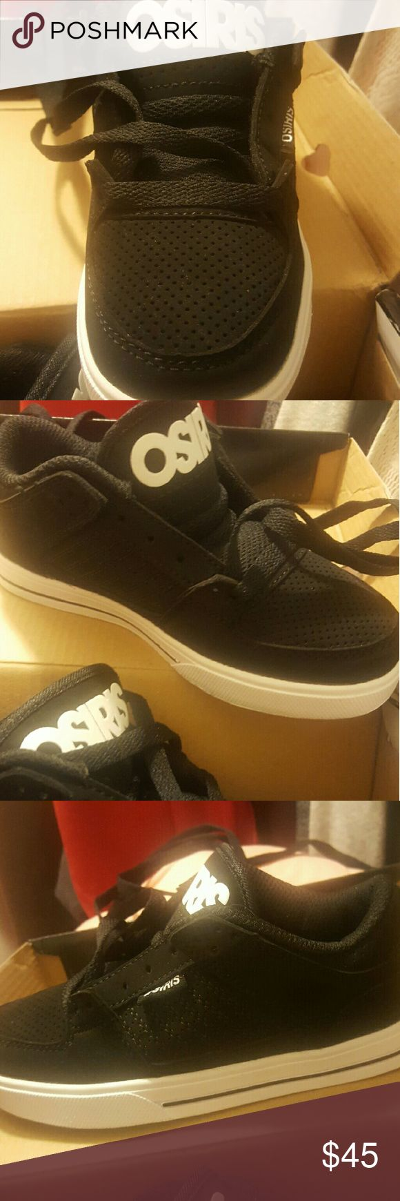 Boys size 13 never worn shoes Brand new never worn boys size 13 Osiris Shoes Sneakers