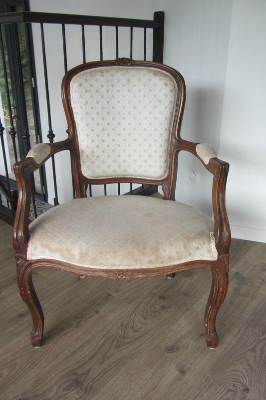 1000 ideas about retapisser un fauteuil on pinterest - Housse de fauteuil cabriolet ...