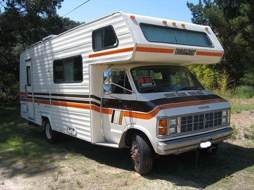 1981 Dodge Travel Craft Arroyo Grande Ca 8457626545