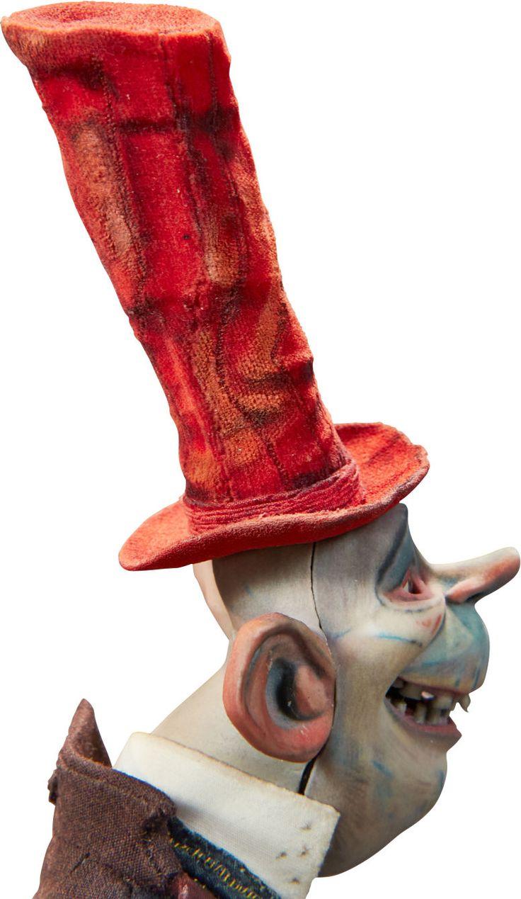 Animation Art:Puppet, The Boxtrolls Mr. Pickles Original Animation Puppet (LAIKA,2014)....