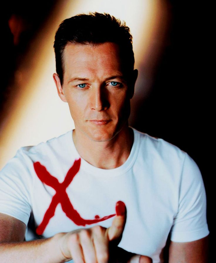 Robert Patrick (TV Guide photoshoot)