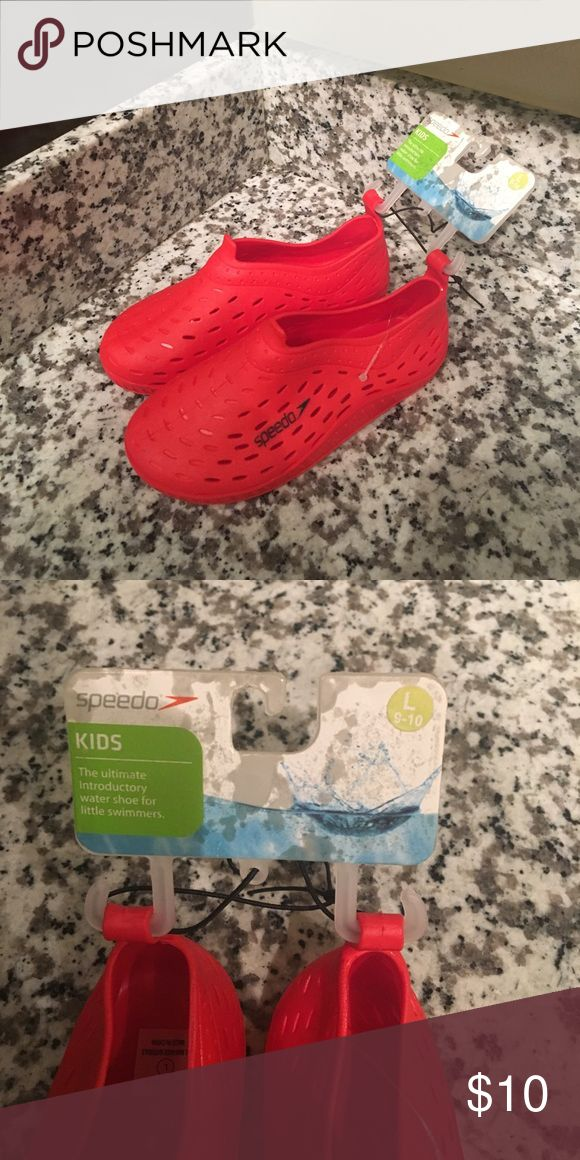 Speedo Kids Water Shoes The ultimate introductory water shoe for little swimmers Speedo Shoes Water Shoes